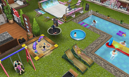 The Sims FreePlay for BlackBerry 10 - 3