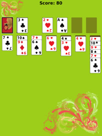 Solitaire Free - Classic Card Game Now with BBM Connect! - 3