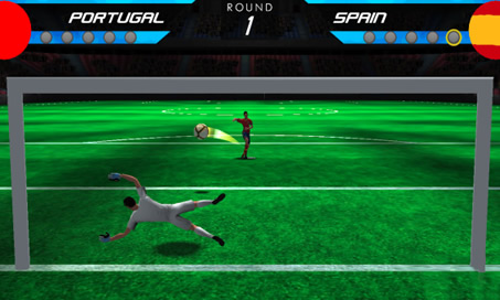 Football World League: Flick Score and Kick Cup 14 - 39