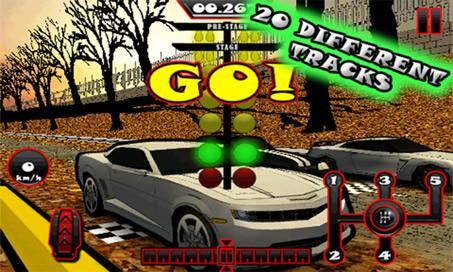 StreetDrag 3D Free - 2