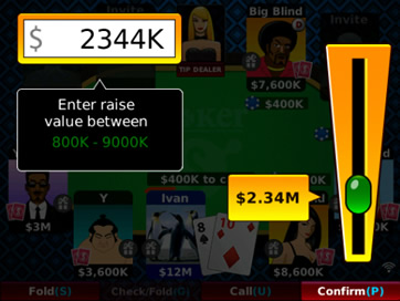 Texas Hold'em Poker Online - Holdem Poker Stars - 3