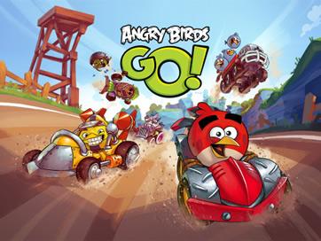 Angry Birds Go - 1