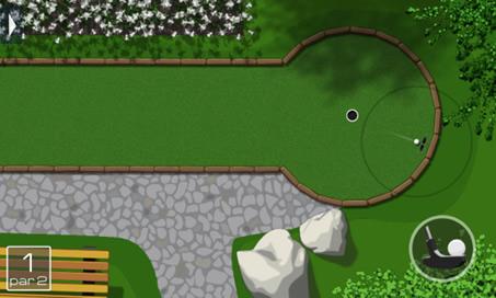 Tricky Golf - 1