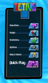Tetris for BlackBerry PlayBook - 2