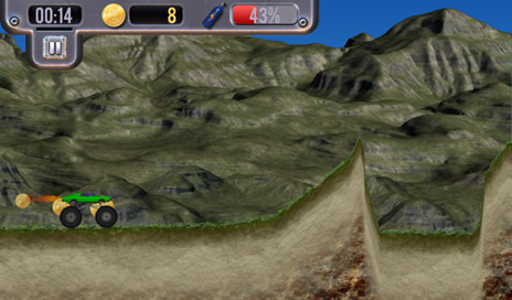 Super Monster Truck Xtreme - 1