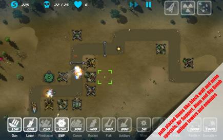 MACE tower defense - 1