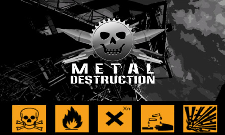 Metal Destruction - 3
