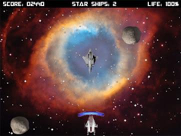 Space Combat Nebula Free - 2