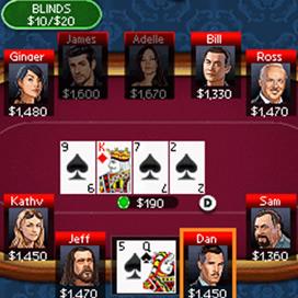 Texas Hold'em Poker 3 - 1