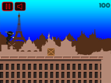 Running Ninja: Paris FREE - 4