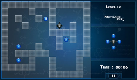 Atomix Puzzle Game - 5