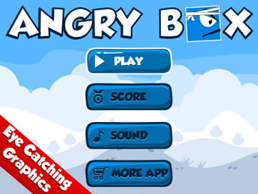 Angry Box Runner FREE - 1