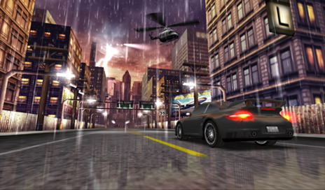 NEED FOR SPEED Undercover for BlackBerry PlayBook - 3