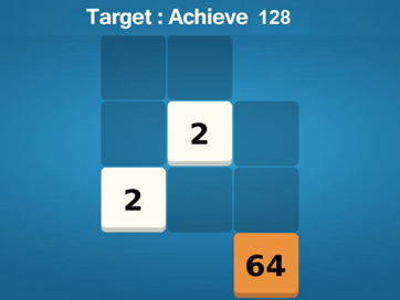 2048 Redefined with Levels - 20