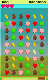 Candy Crusher Game Free for BlackBerry 10 - 2