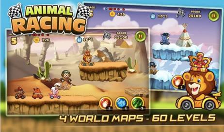 Animal Racing - 1