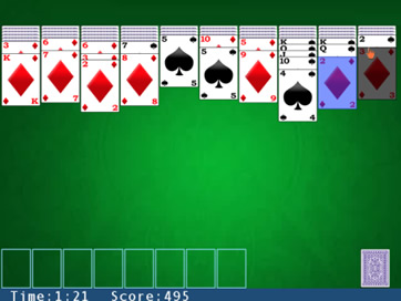 Spider Solitaire - 1