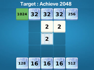 2048 Redefined with Levels - 5
