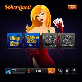 Poker Quest - 1