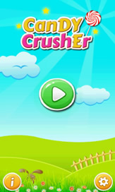 Candy Crusher Game Free for BlackBerry 10 - 1