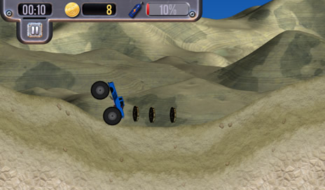 Super Monster Truck Xtreme - 3
