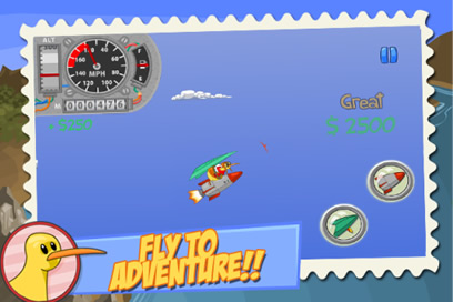 Fly Kiwi Fly - 1