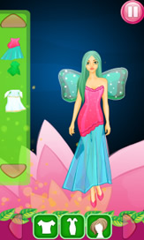 Fairy Dress Up - 2