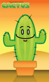 The Amazing Talking Cactus - 3