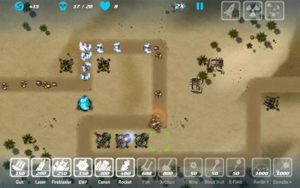 MACE tower defense - 6