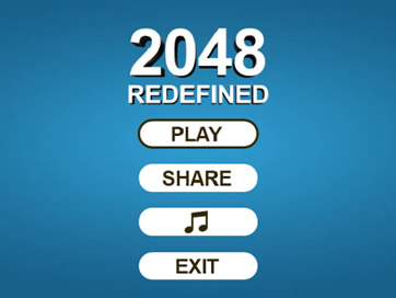 2048 Redefined with Levels - 2