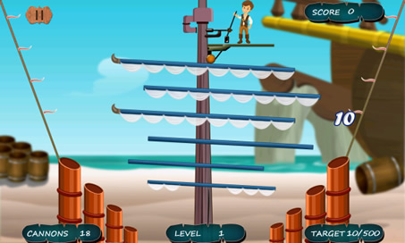 Pirate Frenzy Free - 3