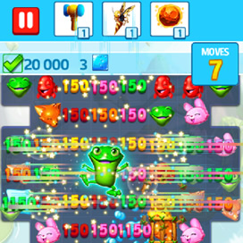 Puzzle Pets - Popping Fun - 5