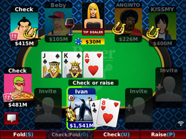 Texas Hold'em Poker Online - Holdem Poker Stars - 14