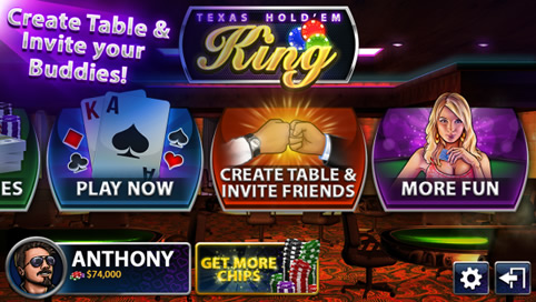 Texas Hold'em King - 1