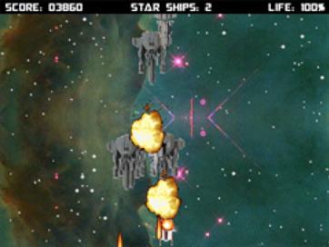 Space Combat Nebula Free - 5