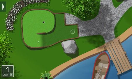 Tricky Golf - 5