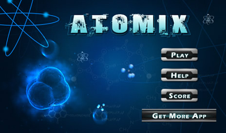 Atomix Puzzle Game - 4