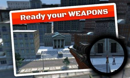 Sniper Ops 3D: Kill Terror Shooter - 2