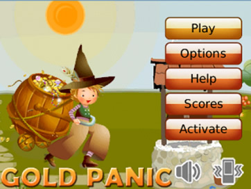 Free Gold Panic Walkthrough - 1