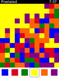 Pixelated - 4