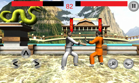 Kung Fu 3D - 4