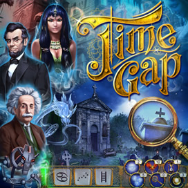 Time Gap HD Hidden Object Mystery - 1