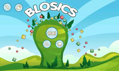 Blosics - Blocks Out - 1