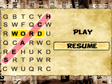 Word Search - 1