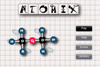 Atomix Puzzle Game - 20