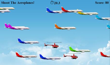 Shoot The Aeroplanes - 2