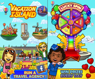 Vacation Island - Holiday Travel Agency - 1