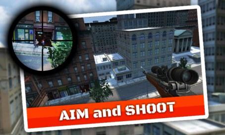 Sniper Ops 3D: Kill Terror Shooter - 1