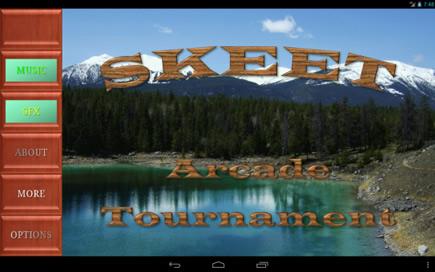 Skeet Shooting - 1