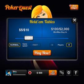 Poker Quest - 2
